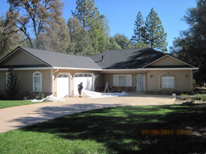 Painters Grass Valley Exterior